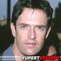 Rupert Everett  Acteur