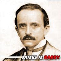 James Matthew Barrie  Auteur