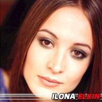 Ilona Elkin  Actrice