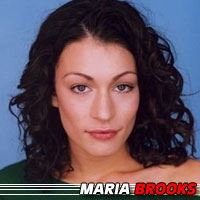 Maria Brooks  Actrice