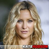 Kate Hudson  Actrice, Doubleuse (voix)