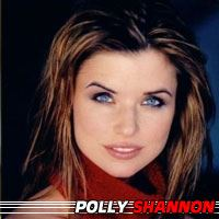 Polly Shannon  Actrice