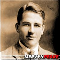 Mervyn Peake  Auteur, Illustrateur