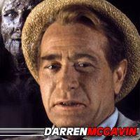 Darren McGavin  Acteur