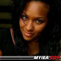 Myiea Coy  Actrice
