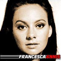 Francesca Annis  Actrice