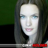 Gina Holden  Actrice