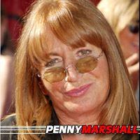 Penny Marshall  Réalisatrice