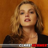 Clare Kramer  Actrice