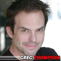 Greg Thompson  Acteur