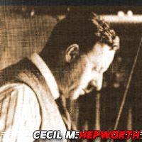 Cecil M. Hepworth  Producteur