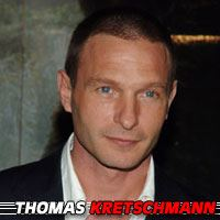 Thomas Kretschmann  Acteur, Doubleur (voix)