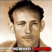 Howard Lydecker  Superviseur des Effets Spéciaux