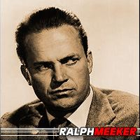 Ralph Meeker  Acteur