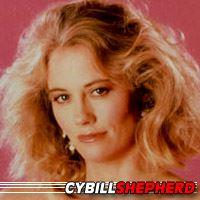 Cybill Shepherd  Actrice