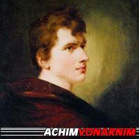 Achim Von Arnim  Auteur