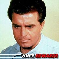 Vince Edwards  Acteur