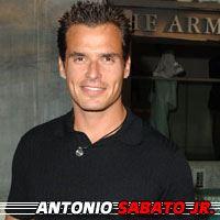 Antonio Sabato Jr.  Acteur