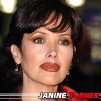 Janine Turner  Actrice