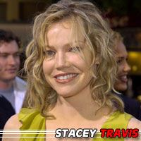 Stacey Travis  Actrice