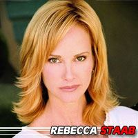 Rebecca Staab  Actrice