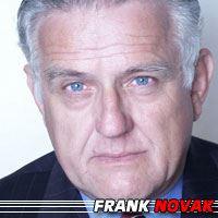 Frank Novak  Acteur