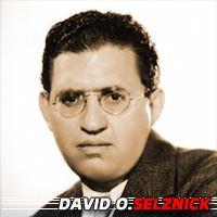 David O. Selznick  Scénariste