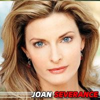 Joan Severance  Actrice