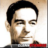 Glenn Strange  Acteur