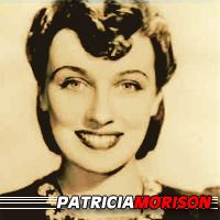 Patricia Morison  Actrice