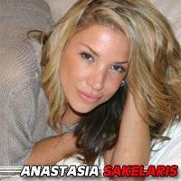 Anastasia Sakelaris  Actrice