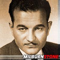 Milburn Stone  Acteur