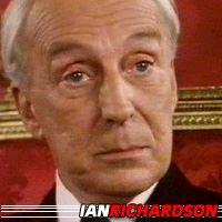Ian Richardson  Acteur, Doubleur (voix)