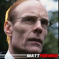 Matt Frewer  Acteur