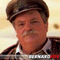 Bernard Fox  Acteur