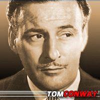 Tom Conway  Acteur
