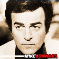 Mike Connors  Acteur