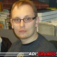 Adi Granov  Dessinateur