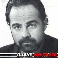 Duane Whitaker  Mangaka, Acteur