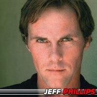 Jeff Phillips  Acteur