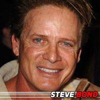 Steve Bond  Acteur