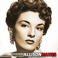 Allison Hayes  Actrice