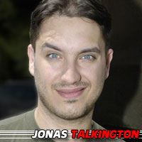 Jonas Talkington  Acteur