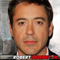 Robert Downey Jr.  Acteur