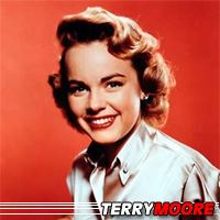 Terry Moore  Actrice