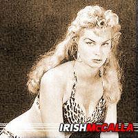 Irish McCalla  Actrice