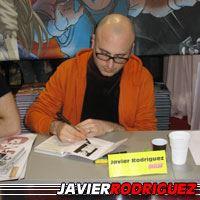 Javier Rodriguez  Mangaka