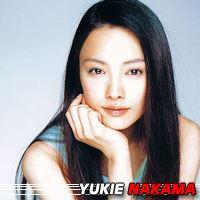 Yukie Nakama  Actrice