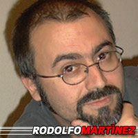 Rodolfo Martínez  Auteur