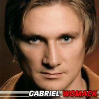 Gabriel Womack  Acteur